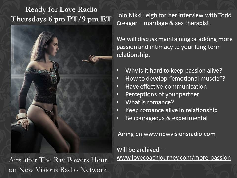 readyforloveradioshow